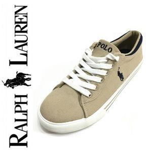 Polo Ralph Lauren  Canvas Shoes Kids / Size: 3